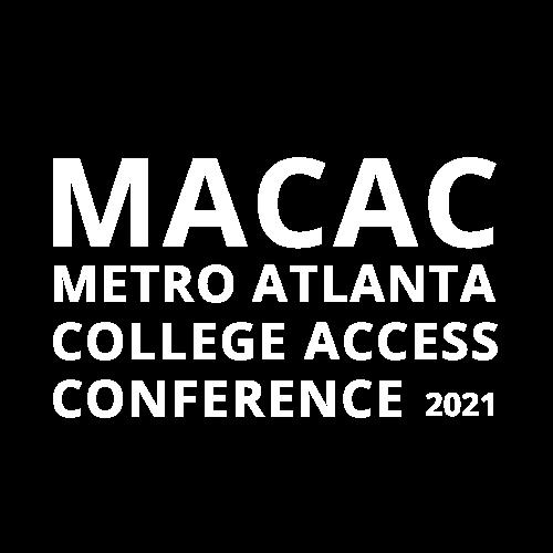 Metro Atlanta College Access Conference 2021