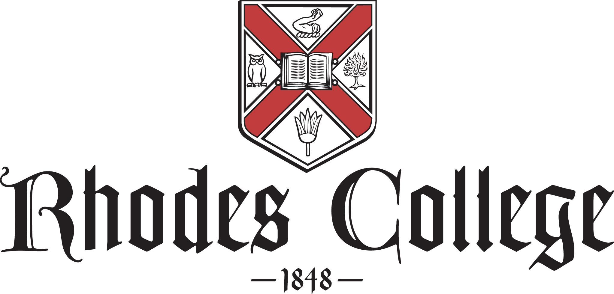 Rhodes Logo 2004 PMS200